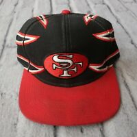 Vintage 90s San Francisco 49ers The Claw Snapback Hat by Drew Pearson Niners