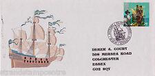 1999 Coloni-privatamente prodotte riguardano-Pellegrino padri, Plymouth H/S