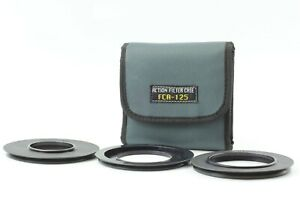 [💥Mint w/Case] Lee Filter Adaptor Ring 49mm 58mm 67mm From Japan