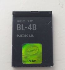 GENUINE / ORIGINAL BATTERY BL 4B BL-4B FOR NOKIA 7070 7370 7373 7500
