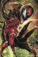 Venom Comic Issue 14 Limited Battle Lines Carnage Variant Modern Age First Print