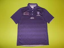 Shirt FREMANTLE DOCKERS (M) ISC PERFECT !!! Rugby TRAINING AFL Australia