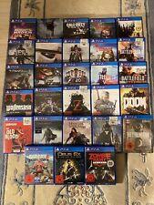 Playstation 4 Spielesammlung, PS4 Games; Bundle 28 Spiele