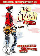 The Clash - The Clash Story (DVD, 2010, 2-Disc Set) Brand new and sealed