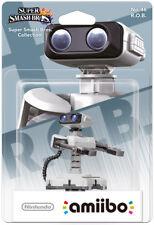 NINTENDO AMIIBO R.O.B. ROB Robot Super Smash Bros. Series Character Figure