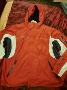 Men's Columbia Titanium Interchange 3 n 1 Jacket  Sz XXL Ski Snowboarding