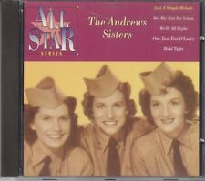 Just A Simple Melody     -       The Andrew Sisters