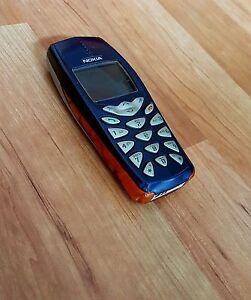 Nokia 3510i in Midnight Blue-orange !