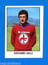 CALCIO FLASH 1981-82 Lampo Figurina-Sticker n. 139 - GALLI - FIORENTINA -New