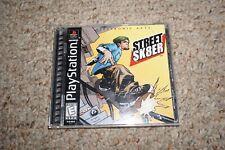 Street Sk8er Skater  (Sony Playstation 1 ps1) Complete