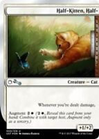 4x Half-Kitten, Half- MTG Unstable NM Magic Regular