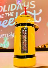 Disney Parks Monsters Inc Scream Canister Water Drink Bottle Sound Effect 16 oz