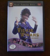 Vickie Winans: Live in Detroit DVD, VG