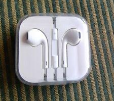 Apple iPhone 5 EarPods Headset Earphone Remote Mic Fit 4 4s 3