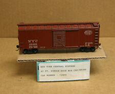 Athearn/Kar-Line HO New York Central 40' single door boxcar #12400