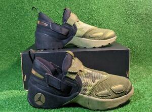 Nike Air Jordan TRUNNER LX PR HC Camo Shoes US 8.5/W 10/UK 7.5/EUR 42 897997-030