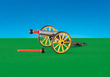PLAYMOBIL 6369 Cañon del Oeste, Western Cannon Wagon, Vaqueros, NUEVO / NEW