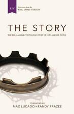 KJV, The Story, Hardcover: The Bible as One Continuing Story of God and His Peop