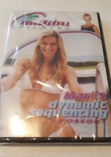 Malibu Pilates - Mari's Dynamic Sequencing Workout - Brand New Sealed Dvd