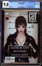 Catwoman # 51 CGC 9.8 White (DC, 2006) Classic Adam Hughes cover