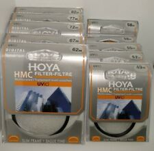 HOYA Protective lens 49-82mmAnti-UV  resistantMulti-Coated Digital Slim Filter