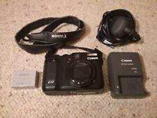 Canon PowerShot G12 10.0MP Digital Camera - see description