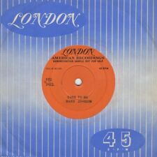 Marv Johnson / Vera Lynn Come To Me London MSI 3432 DEMO  Soul Northern Reggae