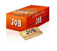 JOB LUXURY DOUBLE CIGARETTE ROLLING PAPER PACK OF 25