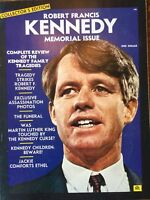 Robert Francis Kennedy Memorial Issue Collector's Edition 1968.