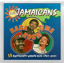 JAMAICANS-baba boom time    dr buster dynamite LP   (hear)      boss rock steady