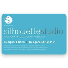 Silhouette  Designer Edition to Designer PLUS Upgrade code