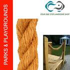 PER M - 24mm Sisal Rope - Landscaping Rope - Thick Rope ( 1 = 1 Meter)