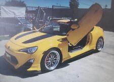2013-Up Scion FRS & Subaru BRZ NEWGEN LAMBO DOOR KIT