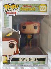 Bnib Dc Comics Bombshells Hawkgirl Funko Pop Vinyl Figure #223