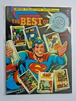 DC Treasury #C-52 - Best of DC - see pics - bagged & boarded - 6.0 - 1977
