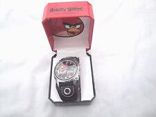 Angry Birds WATCH By Rovio Entertainment Ltd-New +Tested w/Box
