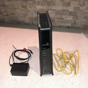 Centurylink C1100Z Wireless WiFi Modem **tested Working**