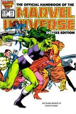 The Official Handbook of the Marvel Universe #11 (Vol 2)