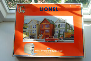 "LIONEL ""Kindler"" Victorian House #6-12977 - NEVER USED In Original Box!"