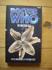 Doctor Who The Ancestor Cell, Eighth Doctor Adventures (EDA), BBC paperback