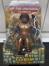 Saurod Motu Masters Of The Universe Classics He-Man Neuf en boîte