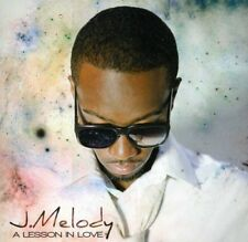 J Melody - Lesson in Love [New CD]