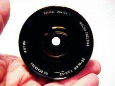 28-90mm f2.8-3.8 VMC Vivitar Series I | Contax/Yashica | Macro Focus | Nice |