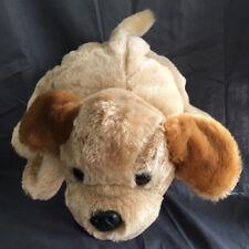 """Dream Luz Marrón perro marioneta de mano 10"""" Aprox"""