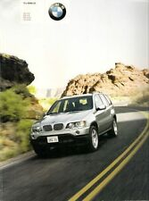 BMW Car Sales Brochures