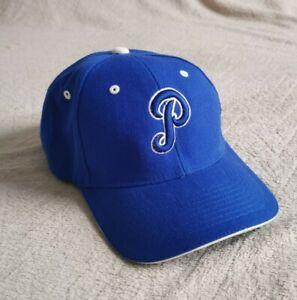 PHILADELPHIA PHILLIPS BASEBALL CAP BLUE