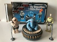 Vintage Star Wars Figures Sy Snootles And The Max Reebo Band Droopy McCool ROTJ