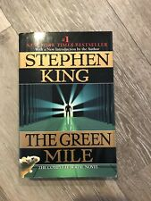 1997 The Green Mile by Stephen King - 1st Edition