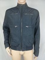 GEOX Giubbotto Cappotto Giubbino TRASPIRANTE Jacket Coat Giacca Tg 52 Uomo
