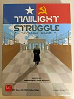 Twilight Struggle Board Game Deluxe Edition Brand New Still In Shrinkwrap